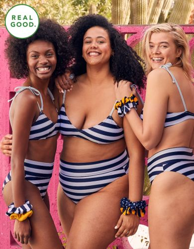 Aerie Just Debuted a Ridiculously Cute Eco-Friendly Swim Collection, and We're Ready to Dive In