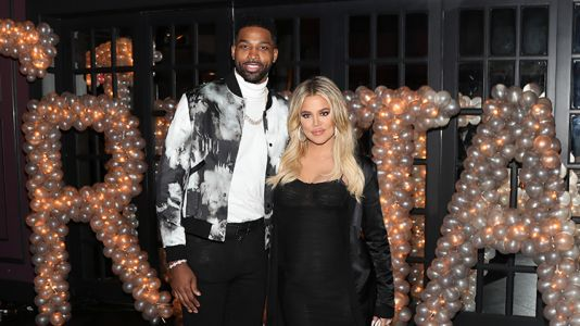 Khloé Kardashian Celebrates Tristan Thompson's Friend Savas' Birthday, Seemingly Snubs Kanye West
