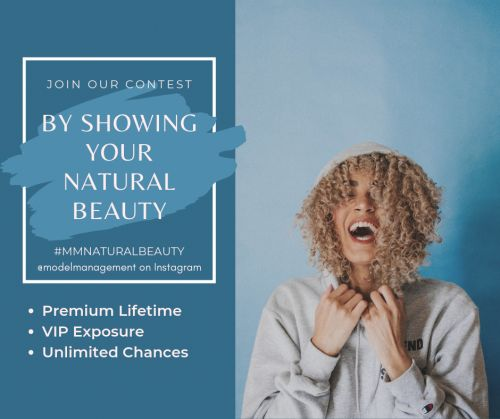 Instagram contest to win a lifetime premium membership: MMnaturalbeauty