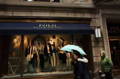 Ralph Lauren shares plummet after lackluster quarter