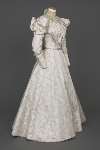 Bridesmaid Dress1896 Goldstein Museum of Design