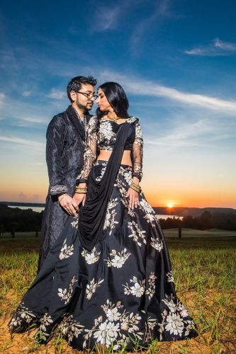 Pamela + Falgoon Guyanese Gujarati Wedding by from BnB Photography