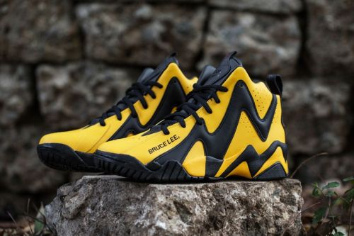 BAIT & Reebok Unveil a Bruce Lee-Inspired Kamikaze II