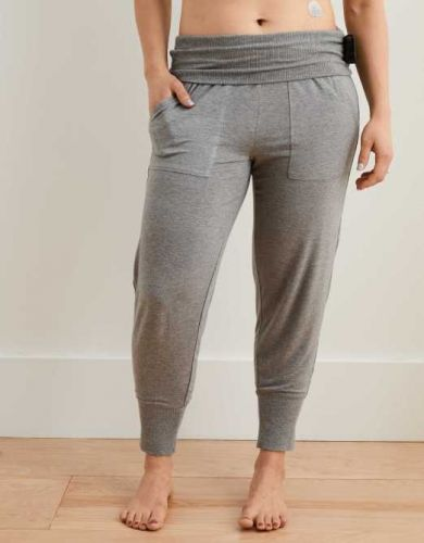 Aerie's 60% Off Sale Has Comfy Sweats For Now & Cute Swimsuits For Later