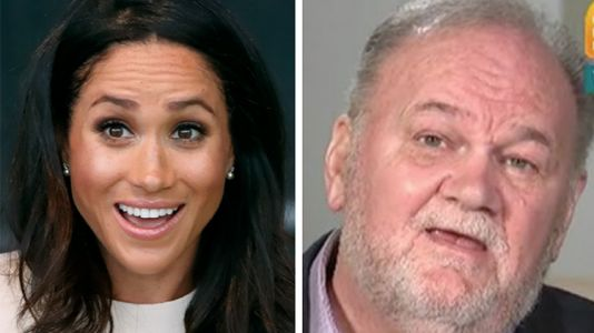 Meghan Markle's Relationship With Her Dad Might Be Totally Ruined After His Surprise Tell-All Interview