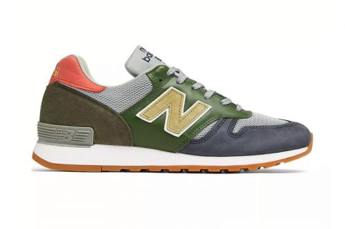 New Balance's Made In UK 670 Receives Multi-Colored Makeover