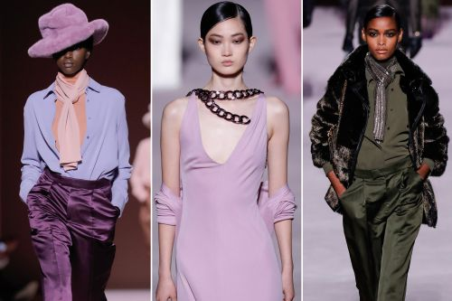 Tom Ford's latest show was all about understated glamour