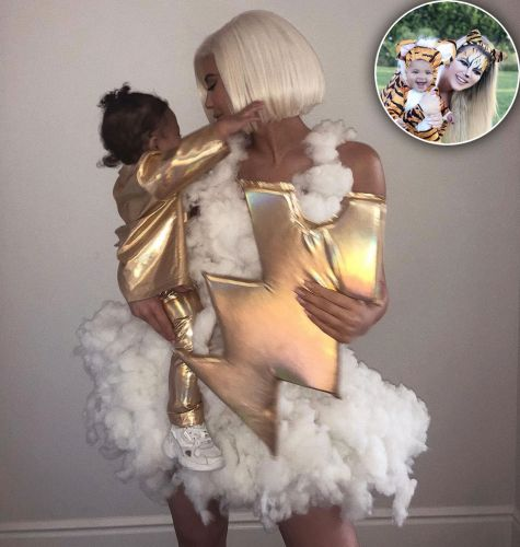 The Kar-Jenner Kids Always Go Big When Dressing Up For Halloween, and Their Past Costumes Prove It