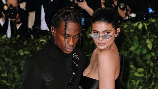 Kylie Jenner Shares Rare Footage of Her and Travis Scott While Vacationing in France