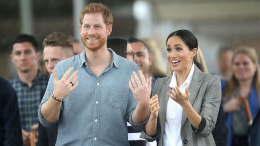British Bettors Think Meghan Markle and Prince Harry Are Expecting Twins And We Hope They're Right!
