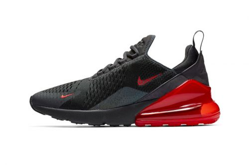 Nike Gives the Air Max 270 a Reflective Makeover