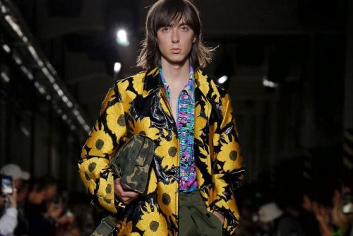 Dries Van Noten SS20 Went Full-On Flower Power