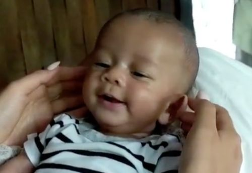 "People Are Literally Getting ""Baby Fever"" After Seeing This New Video of John Legend and Chrissy Teigen's Son"
