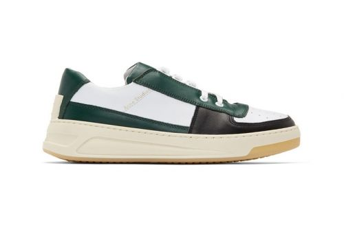Acne Studios Strips Its Perey Sneakers Down to the Basics for SS19