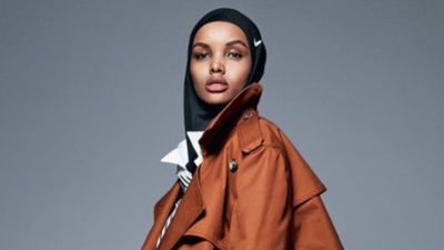 Halima Aden Says the Fashion Industry Is Becoming More Inclusive