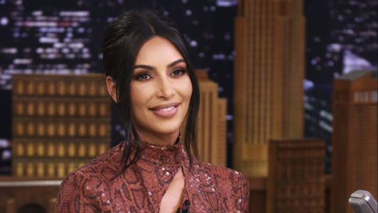 Kim Kardashian Addresses Nose Job Rumors Yet Again: 'Everyone Thought I Did'