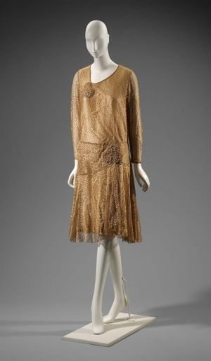 Dress1930sMuseum of Fine Arts, Boston
