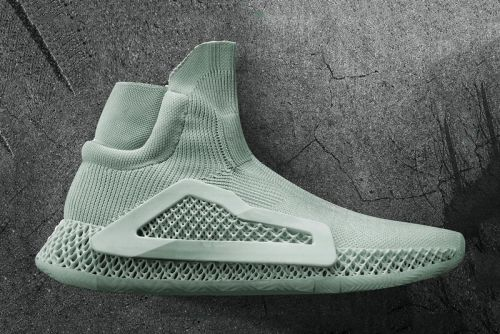 First Look at adidas FUTURECRAFT 4D Basketball Sneakers