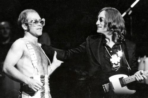 That 'insane' time Elton John jammed with John Lennon