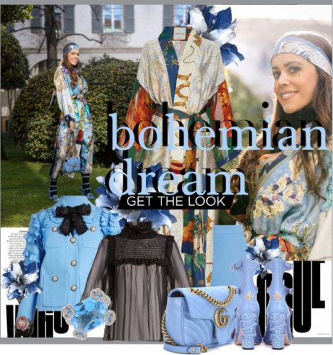 My Look: Bohemian Dream