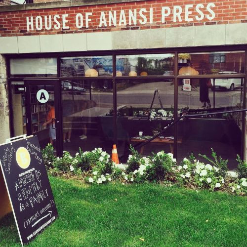 Connecting with the fabulous team houseofanansi for
