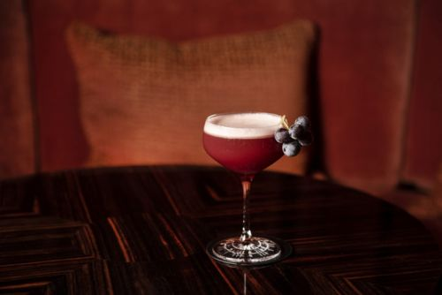 Cocktail of the Week: The Gilberto at Le Club