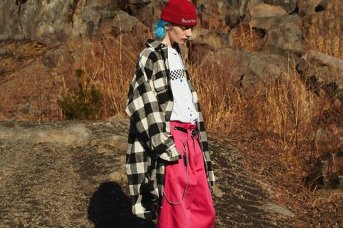 JIEDA Fall/Winter 2018 Is Influenced by 'Paris, Texas'