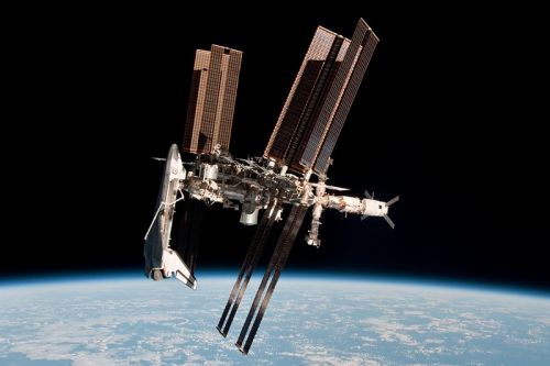 Two Wealthy Citizens Are Paying $55 Million USD to Visit the International Space Station