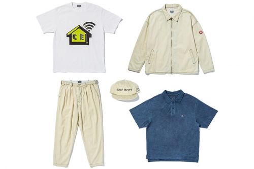 C.E Debuts Exclusive Spring/Summer 2018 Goods for BEAUTY & YOUTH