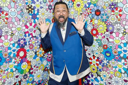 Takashi Murakami Announces New Perrotin Shanghai Exhibition
