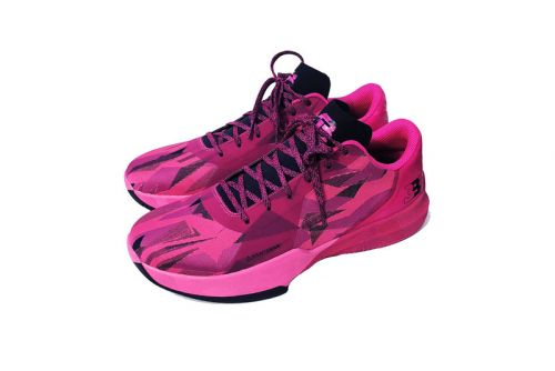 """Big Baller Brand Drops LaMelo 1 """"Breast Cancer Awareness"""" & """"Cotton Candy"""""""