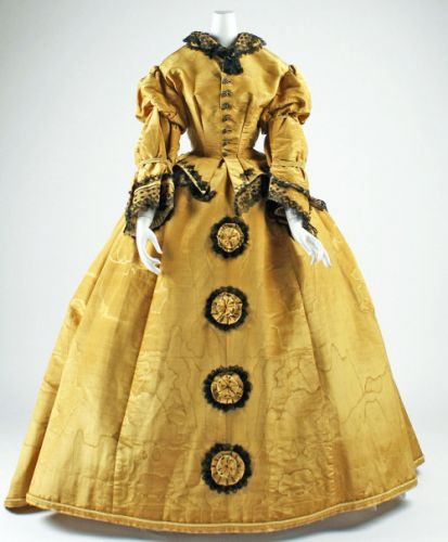 Dress1867-1868United StatesThe MET