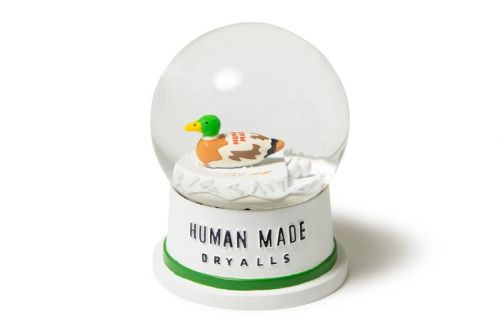 HUMAN MADE's New Snow Globe Is Here to Liven up Your Home