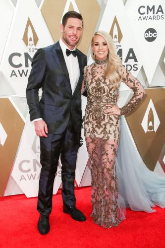 The Hostess with the Mostess! Carrie Underwood Stuns at the 2019 CMAs - See Red Carpet Photos