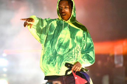 "A$AP Rocky Mints New ""Sandman"" Song in First NFT Collection"