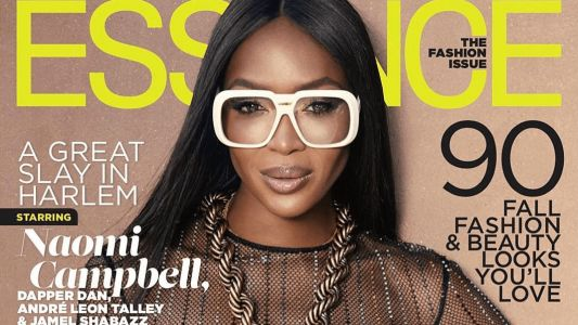 Must Read: Naomi Campbell Covers 'Essence''s September Issue, Victoria's Secret's Store Sales Are Down