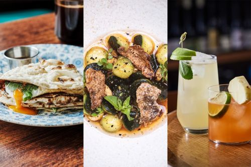 Where to Eat and Drink When London's Indoor Dining Returns