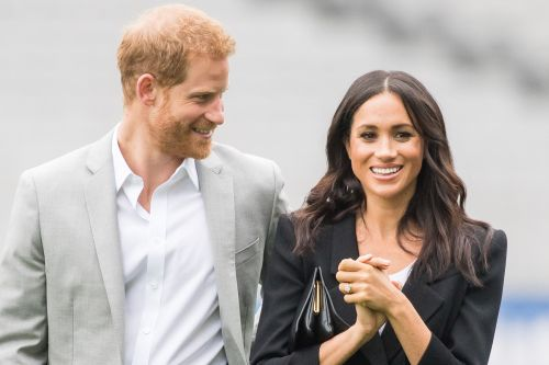 Netflix may want to work with Prince Harry and Meghan Markle