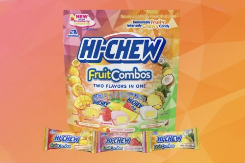 HI-CHEW Unveils New Strawberry Lemonade Flavor In Fruit Mix Series