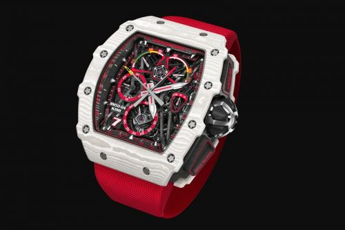 This Special Edition Richard Mille RM 50-04 Watch Will Cost You Just Over $1 Million USD