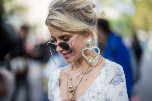 11 Pairs of Heart-Shaped Earrings to Fall in Love With