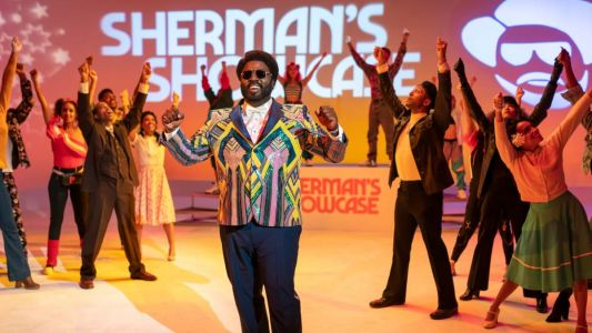 The Special Meaning Behind the 'Sherman's Showcase Black History Month Spectacular. in June' Costumes