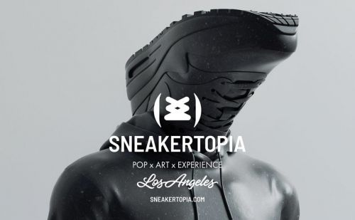 Sneaker culture gets a pop-up museum in Los Angeles