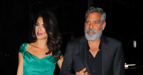 Representative For George Clooney Denies That Amal Clooney Is Pregnant