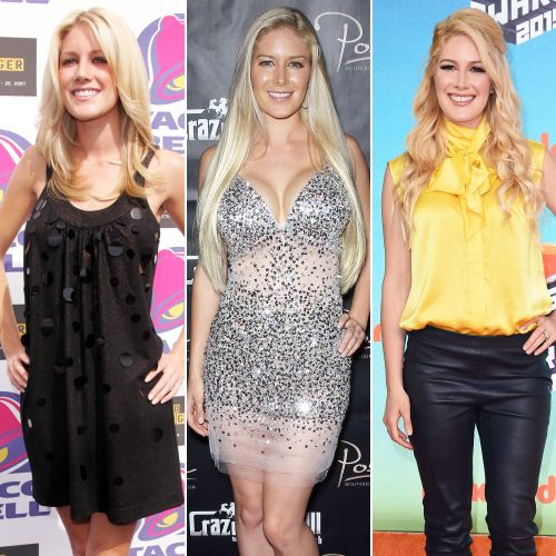Heidi Montag Is *Still* the Queen of Reality TV After 10 Years - See Her Amazing Transformation