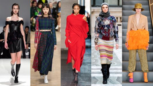 7 Top Trends from the London Fall 2019 Runways