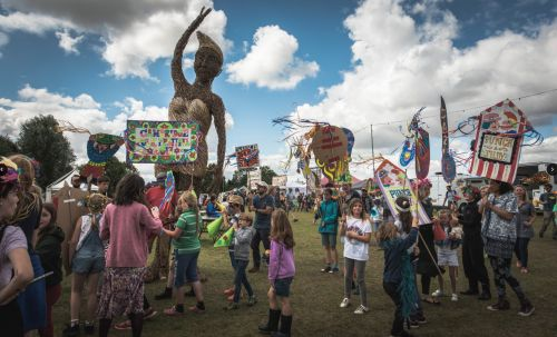 WIN TICKETS TO CAMBRIDGE FOLK FESTIVAL