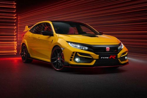 Honda to Release a Lighter, Recalibrated Limited Edition Civic Type R