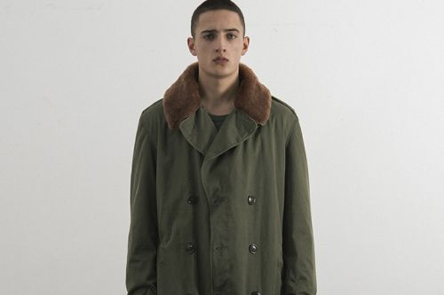 MYAR's Fall/Winter 2018 Range Displays Unconventional Takes on Vintage Military Pieces