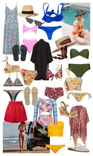 Your summer fashion must-haves for the sea, sun and sand